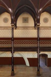 Connaught Hall recreation 1